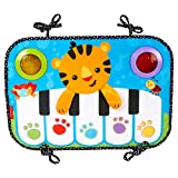 Fisher-Price Kick and Play Piano Toy