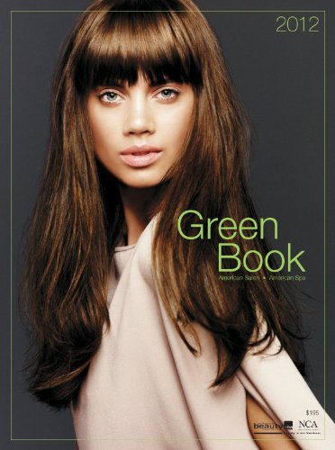 Green Book 2012 By American Salon & American Spa [Paperback