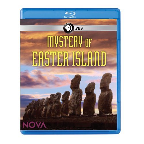 Nova: Mystery of Easter Island [Blu-ray]