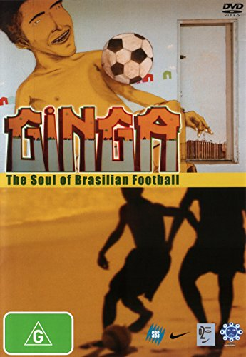 Ginga ( Ginga: The Soul of Brasilian Football ) [ NON-USA FORMAT, PAL, Reg.4 Import - Australia ] ()