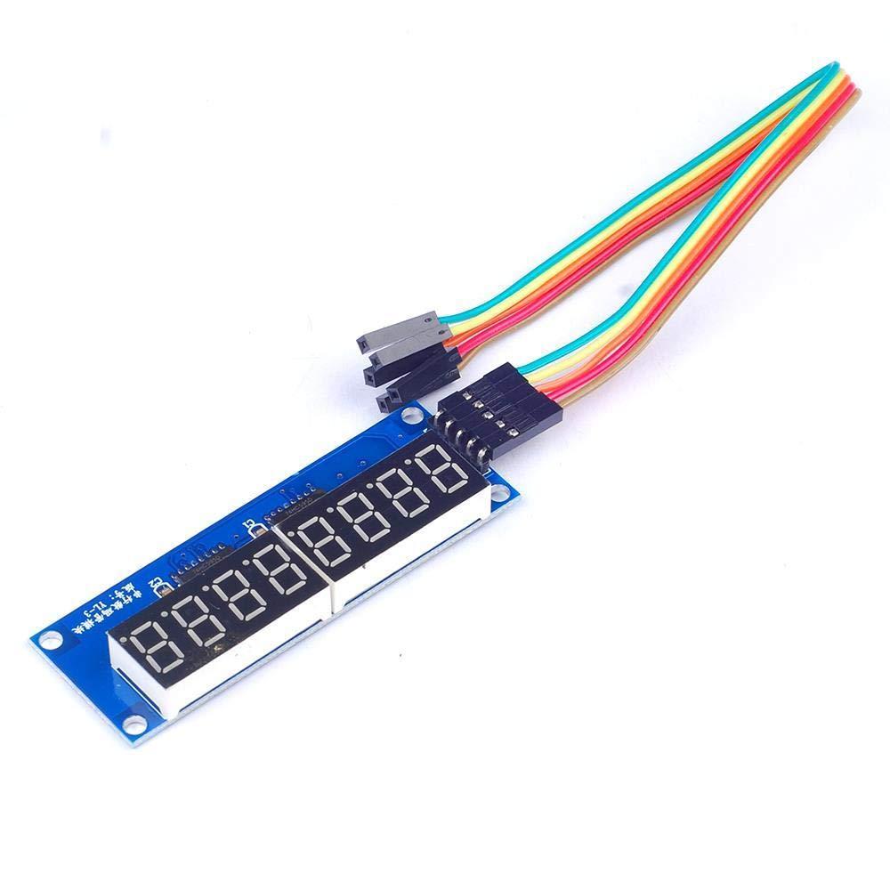 1PCS Serial Digital Tube Module Data Display Module Single-chip Module Electronic Building Blocks DIY Special