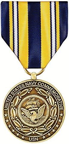 [해외]Navy Service Commemorative Medal / Navy Service Commemorative Medal