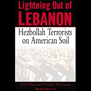 Lightning Out of Lebanon Audiobook