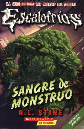 Read Online Escalofríos:Sangre de monstruo (Spanish Edition) ebook