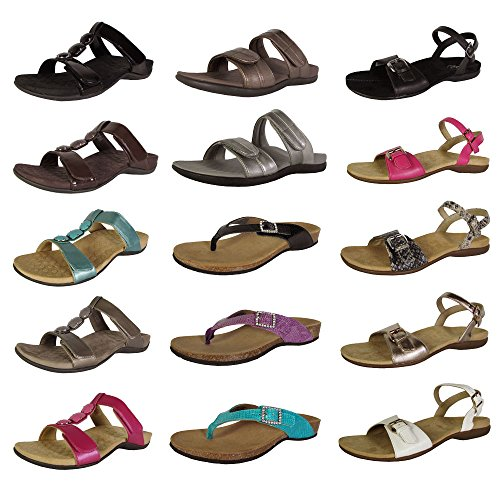 Orthaheel Vionic Technology Womens Strappy Sandals