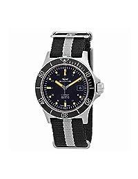 Glycine Combat Sub Automatic Black Dial Mens Watch GL0083