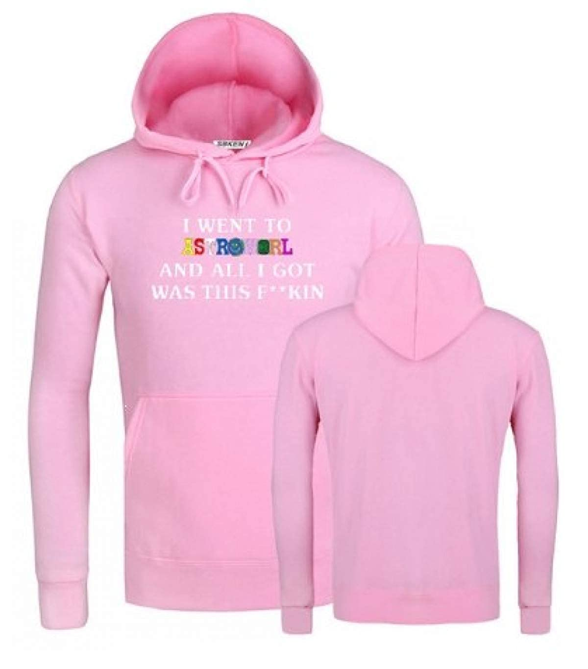 Amazon.com: WEEKEND SHOP Hoodies for Men ASTROWORLD Hooded Hoodies Men Women Clothes Hoodies Sweatshirt: Clothing