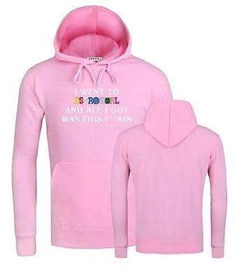 WEEKEND SHOP Hoodies for Men ASTROWORLD Hooded Hoodies Men Women Clothes Hoodies Sweatshirt