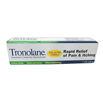 Tronolane Hemorrhoid Cream