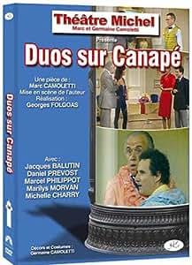 Duos sur canapé [Francia] [DVD]
