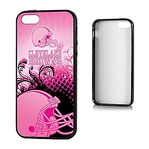 [Cleveland Browns iPhone 5 Women's Bump Series Phone Case] (Cleveland Costumes)