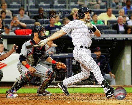 Mark Teixeira Photograph - Mark Teixeira New York Yankees 2013 MLB Action Photo 8x10 #3