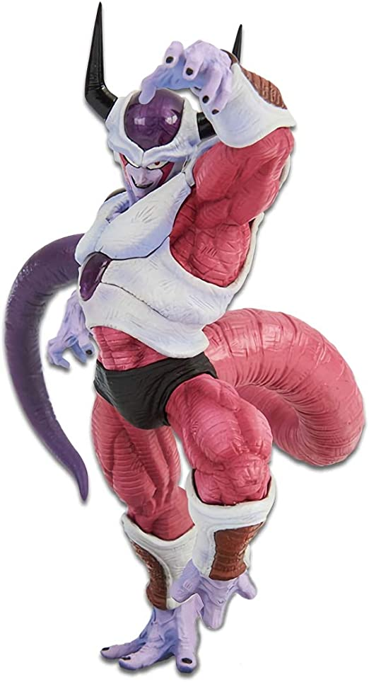 Dragon Ball Z Frieza Figure 2nd Form World Colosseum 2 Toy Figure New In Box