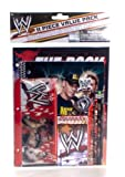 WWE Stationary 11 Piece Set