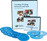 Teaching Writing: Structure and Style DVD Seminar Plus Seminar Workbook