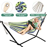 Kanchimi Hammock with Stand,Max Load