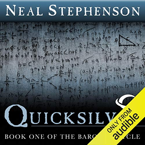 - Quicksilver: Book One of The Baroque Cycle