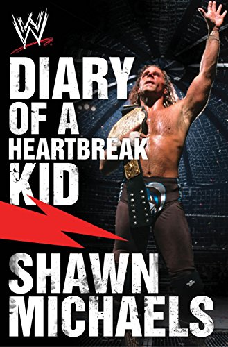 Diary of a Heartbreak Kid: Shawn Michaels' Journey into the WWE Hall of Fame