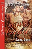 Untamed Desire [Desire, Oklahoma: The Founding Fathers 1] [The Leah Brooke Collection] (Siren Publishing Menage Everlasting)