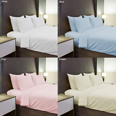 Lovely John Aird Luxury Thermal Flannelette Fitted Sheets, 100% Brushed Cotton,  (Cream,