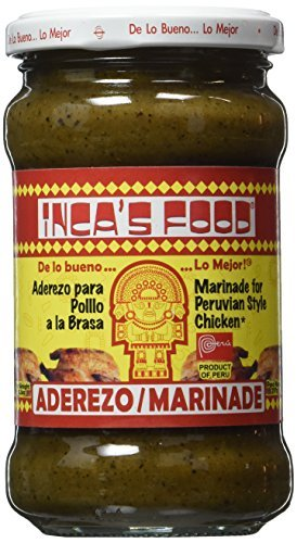 Aderezo/Marinade 10.5 oz Incas Food - Product of Peru by Incas Food