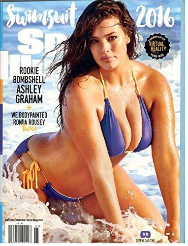 Sports Illustrated Winter 2016 (Ashley Graham Cover)