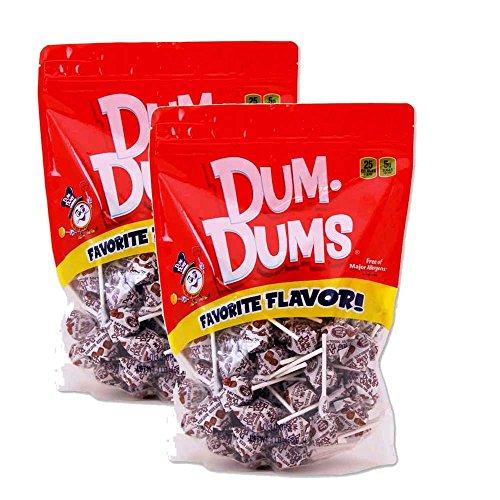 Dum Dums Root Beer 2-1 lb bags