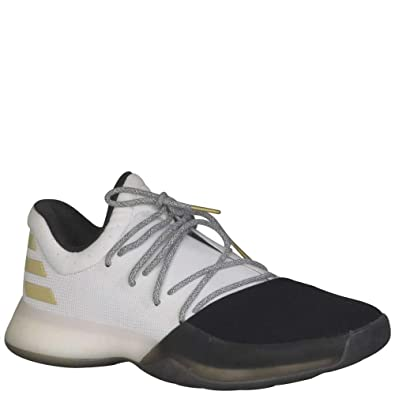 10a4f5ed6d56 adidas Kids Unisex Basketball Harden Vol.1 Shoes  BY3481 (6.5 Big Kid M