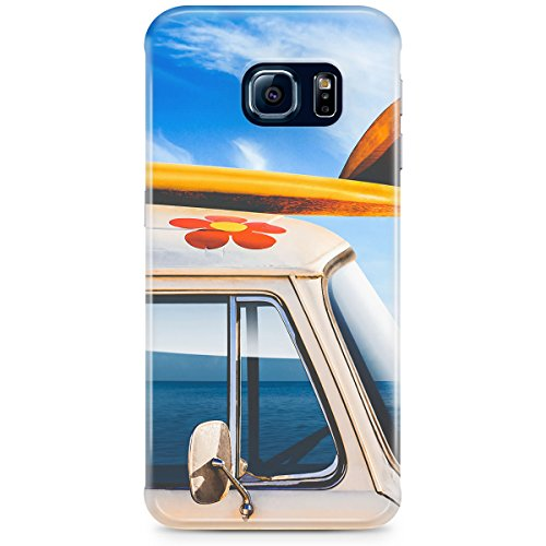Phone Case For Apple iPhone 5C - Summer Road Trip Back Lightweight