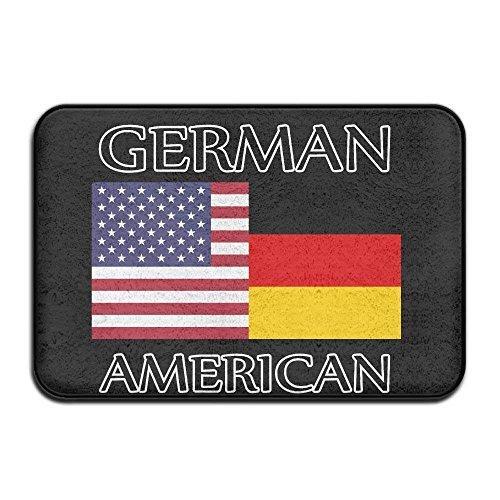 german american flag non slip