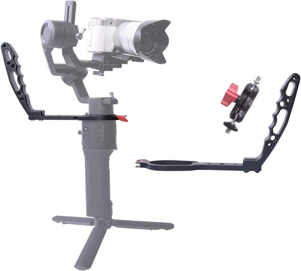 DF DIGITALFOTO Terminator Ronin SC Accessories Lift Pot Handle Compatible with Ronin S//SC Gimbal Like Crane 3 Weebill Lab Desgin