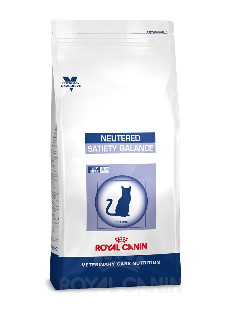 Royal Canin Neutered Satiety Balance Nourriture pour Chat 3, 5 kg 3182550799645