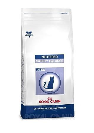 ROYAL CANIN Neut Sat Bal - Comida para Gatos, 12 kg: Amazon.es: Productos para mascotas