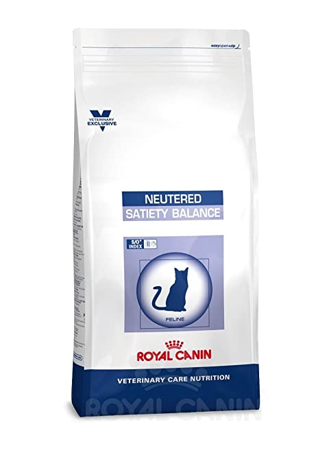 ROYAL CANIN Alimento para Gatos Neutered Satiety Balance - 3,5 kg