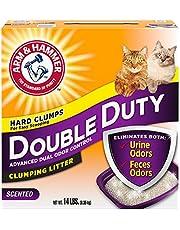 Arm & Hammer Double Duty Clumping Litter 6.35KG