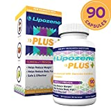 #8: Lipozene Plus Garcinia Cambogia Extract And Forskolin - 50% HCA Pure Extract [Appetite Suppressant Weight Loss Diet Pills] No Caffeine No Jitters - 90 Capsules