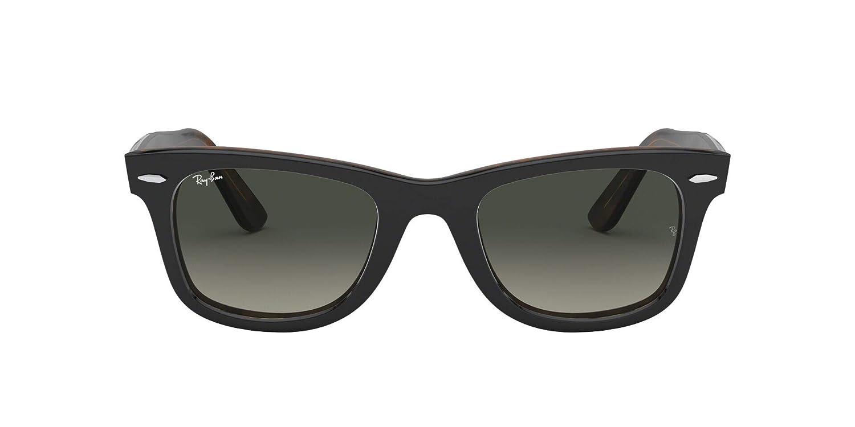 Amazon.com: Ray-Ban RB2140 Wayfarer - Lentes de sol, Gris: Shoes