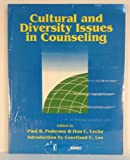 Cultural and Diversity Issues in Counseling, , 1561090719