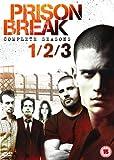 Prison Break - Season 1-3 [DVD]