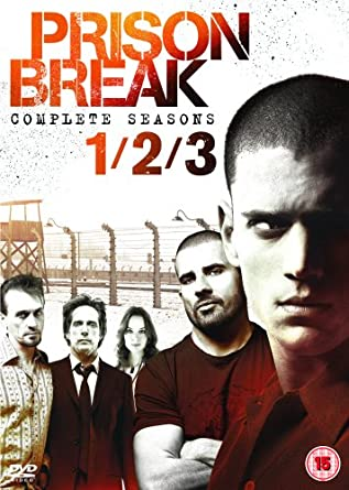 Prison Break Season 1 3 Dvd Amazoncouk Dominic