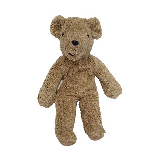 Senger Stuffed Animals - Teddy Bear - Handmade 100% Organic Toy Large (Beige - 16 Inches Tall) by Senger