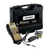 Dymo Rhino S0841400 5200 Label Printer In Hard Case by DYMO
