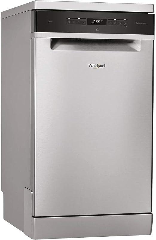 Whirlpool WSFO 3T223 PC X lavavajilla Independiente 10 cubiertos A ...