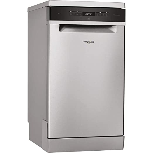 Whirlpool WSFO 3T223 PC X lavavajilla Independiente 10 ...