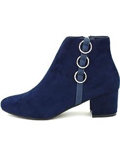 Bottine Chic Sixth Femme Cendriyon Noire Roots Sens Chaussures RZvnqgw