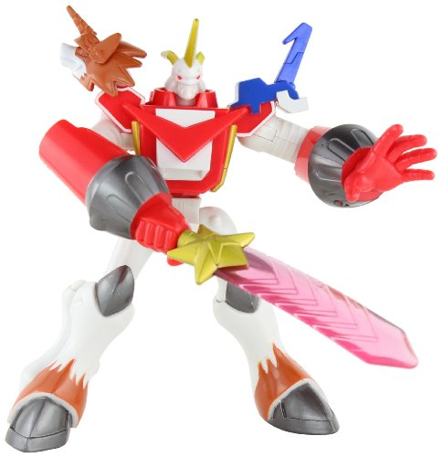 Digimon Fusion Shoutmon X4 Action Figure