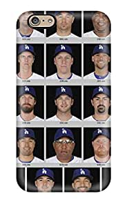 los angeles dodgers 2013 MLB Sports & Colleges best iPhone 6 cases 3953210K518427945