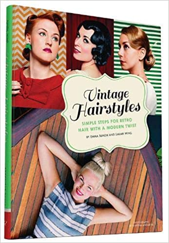 Vintage Hairstyles Simple Steps For Retro Hair With A Modern Twist