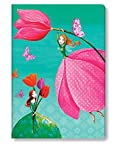 Paperblanks Address Book, Midi, Joyous Springtime - Hardcover (5 x 7)