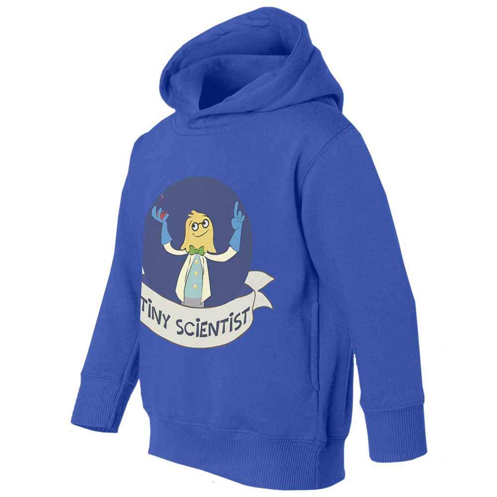 Cute Chemist Tiny Scientist Graphic Youth /& Toddler Hoodie Sweatshirt